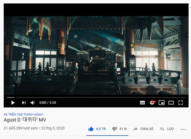Giải mã MV của SUGA (BTS): Tên ca khúc là một điệu nhạc cổ, câu chuyện về vị Vua tàn bạo khét tiếng cùng rất nhiều biểu tượng văn hoá Hàn Quốc được cài cắm - Ảnh 1.