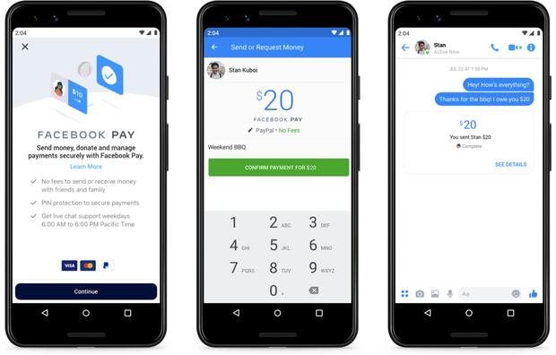 Facebook Pay đã có mặt tại Việt Nam: Liệu có cạnh tranh được với ví điện tử và bài toán bảo mật? - Ảnh 2.