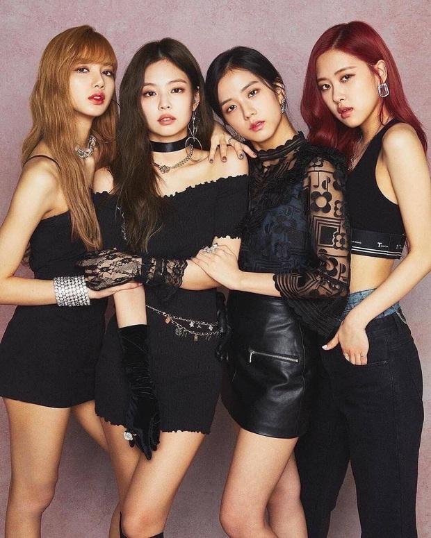 Top 30 nhóm nhạc hot nhất hiện nay: BTS vẫn giữ ngôi vương sau scandal, nhóm nữ kém nổi bỗng dưng vượt mặt EXO, BLACKPINK trở thành á quân - Ảnh 4.