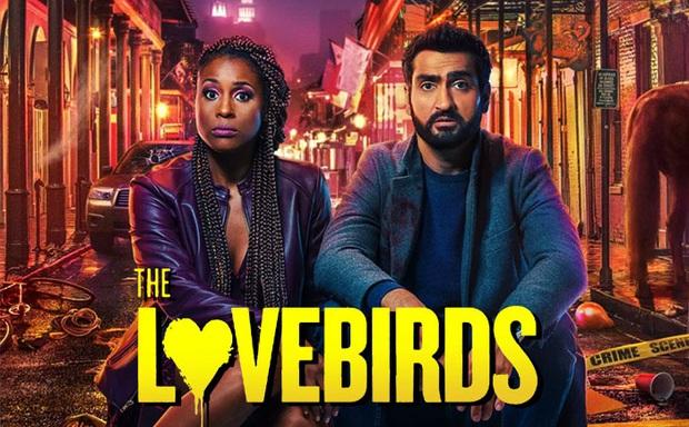 Review THE LOVEBIRDS: Cặp đôi số nhọ dính vào vụ giết người trời ơi đất hỡi, logic điểm 0 nhưng hài té ghế - Ảnh 1.