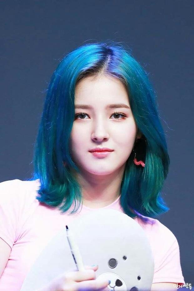 7 nữ idol có sống mũi đẹp nhất Kpop: 2 nữ thần Irene - Nancy cạnh tranh gay gắt, bất ngờ nhất là idol debut gần 10 năm - Ảnh 6.