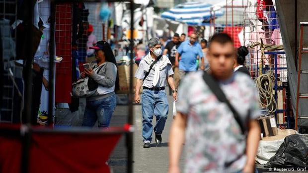 Covid-19: Gần 5,3 triệu ca trên thế giới, Nam Mỹ thành tâm chấn mới - Ảnh 1.