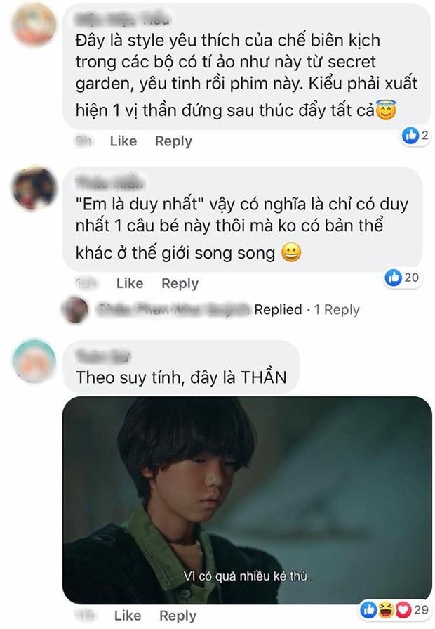 Khán giả Quân Vương Bất Diệt tranh cãi cực căng vì 2 tình tiết nhức não: Cậu bé yo yo là ai, Lee Min Ho cứu phải kẻ giả mạo? - Ảnh 9.