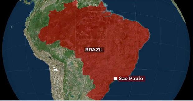 Mỹ Latin trở thành tâm dịch Covid-19 mới, số ca mắc tăng chóng mặt - Ảnh 1.