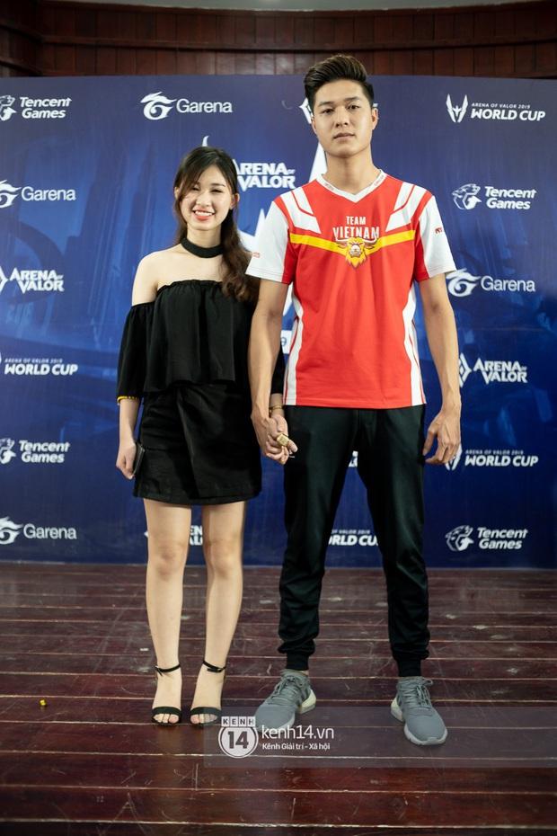 Chung kết Đấu trường Danh vọng giữa Team Flash và Saigon Phantom: nóng từ hậu trường với dàn người yêu toàn hot girl xịn sò! - Ảnh 6.