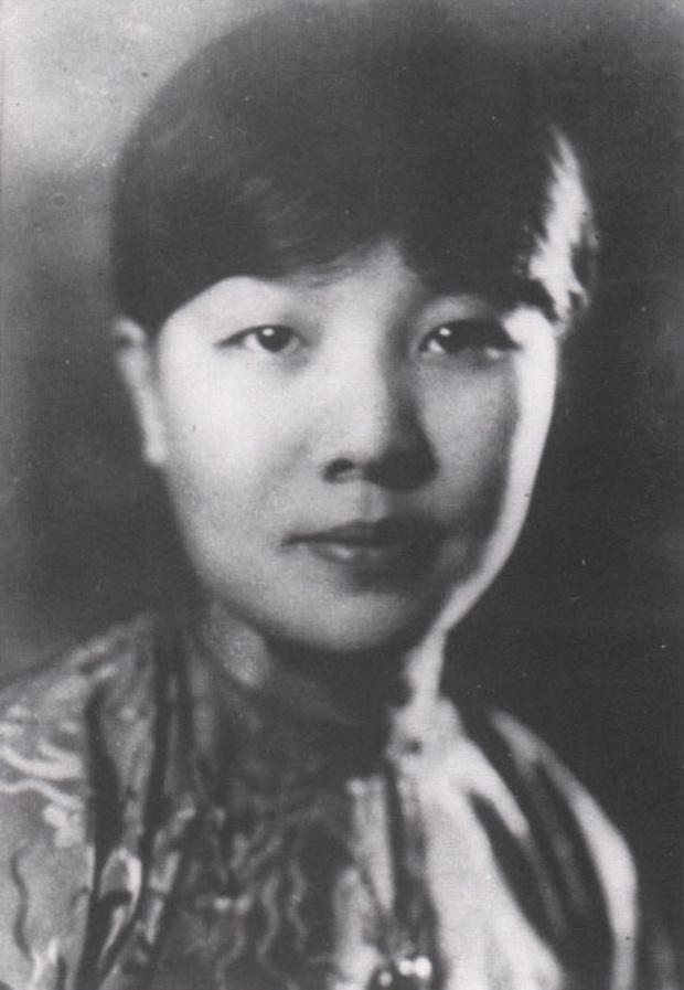 Ngũ đại tài nữ thời Trung Hoa Dân Quốc rốt cuộc xinh đẹp đến nhường nào mà từ những tấm ảnh cũ đã có thể nhận ra nét quyến rũ của họ? - Ảnh 4.