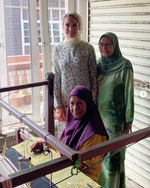 Từng bị phản đối vì quá khác biệt, nàng dâu ngoại quốc của hoàng gia Malaysia có cuộc sống thay đổi hoàn toàn sau 1 năm kết hôn với Thái tử - Ảnh 5.