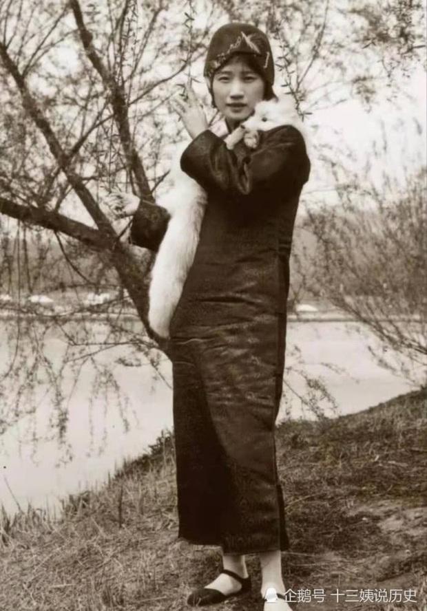 Ngũ đại tài nữ thời Trung Hoa Dân Quốc rốt cuộc xinh đẹp đến nhường nào mà từ những tấm ảnh cũ đã có thể nhận ra nét quyến rũ của họ? - Ảnh 6.