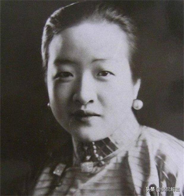 Ngũ đại tài nữ thời Trung Hoa Dân Quốc rốt cuộc xinh đẹp đến nhường nào mà từ những tấm ảnh cũ đã có thể nhận ra nét quyến rũ của họ? - Ảnh 7.