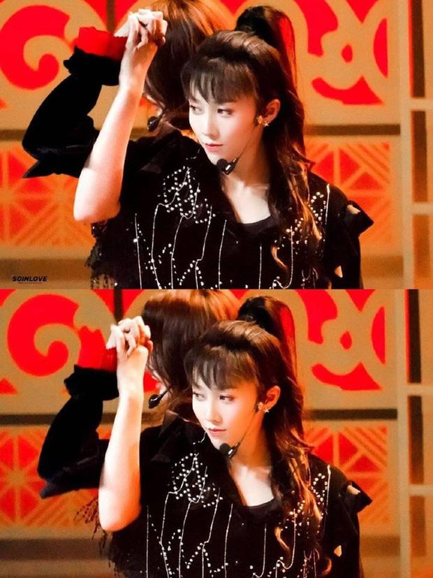 Tomboy hot nhất Thanh Xuân Có Bạn bùng nổ Weibo vì để tóc dài nhưng bị netizen tới tấp chê không hợp - Ảnh 7.