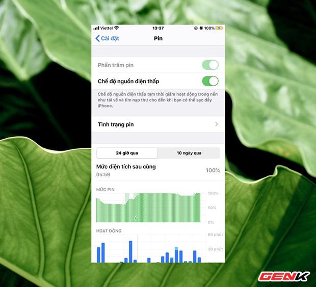 Để tăng thời lượng dùng pin cho iPhone, đây là những cách rất hữu hiệu mà bạn nên biết - Ảnh 8.