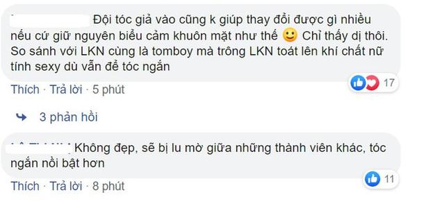 Tomboy hot nhất Thanh Xuân Có Bạn bùng nổ Weibo vì để tóc dài nhưng bị netizen tới tấp chê không hợp - Ảnh 8.
