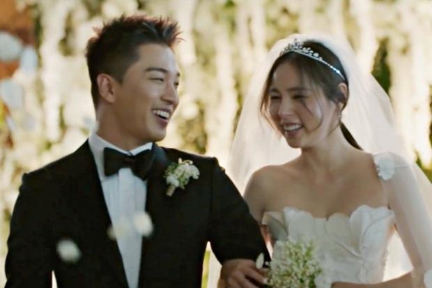 """Sao Hàn kết hôn với mối tình đầu: Tài tử """"Thử thách thần chết"""" chung thuỷ với tình 13 năm, chuyện tình Taeyang với minh tinh hiếm có - Ảnh 9."""