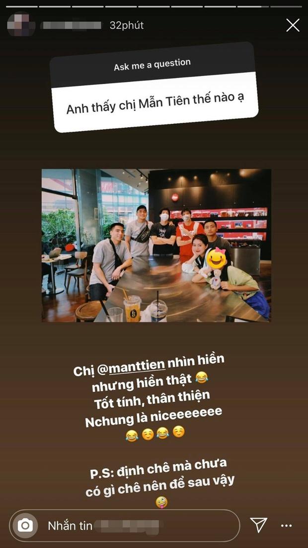 Mẫn Tiên tiết lộ vai trò của mình trong hội 3 anh em hot boy bóng rổ kiêm luôn tổng tài: Có bạn trai như này lãi ghê! - Ảnh 3.