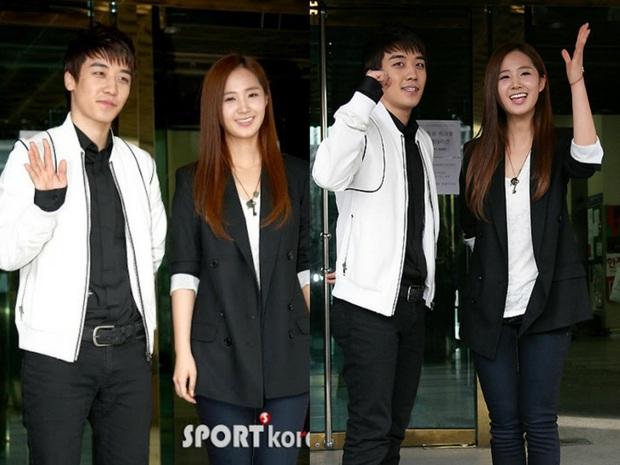 Duyên trời định kỳ phùng địch thủ SM - YG: Hết tình bạn đến tin đồn hẹn hò chấn động, sốc nhất vụ GD - Taeyeon, Jisoo - Suho - Ảnh 9.