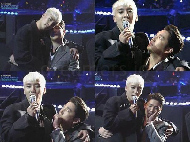 Duyên trời định kỳ phùng địch thủ SM - YG: Hết tình bạn đến tin đồn hẹn hò chấn động, sốc nhất vụ GD - Taeyeon, Jisoo - Suho - Ảnh 10.
