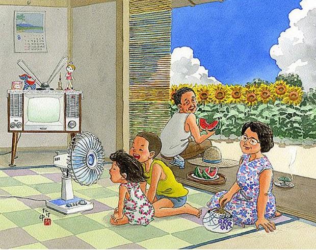 Bộ tranh xem xong mà chỉ muốn mượn Doraemon cỗ máy thời gian quay ngược về thời thơ ấu - Ảnh 13.