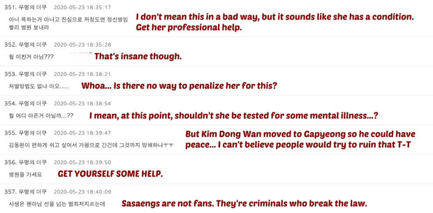 Lần đầu có nam idol dám đăng thẳng ảnh vạch trần fan cuồng, vừa dằn mặt vừa van xin vì bị hành động rùng mình - Ảnh 10.