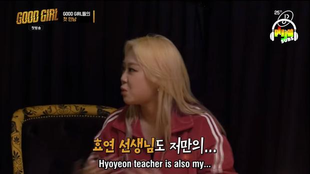 Hyoyeon (SNSD) đánh lẻ đi thi Hip Hop: Tóc thắt bím đeo khuyên, đẳng cấp chị Đại khiến đàn em không ngớt lời cảm thán! - Ảnh 5.