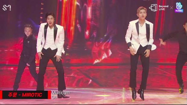 TVXQ! nói Xin chào fan Việt, biểu diễn cực sung tại concert online với loạt sân khấu đã mắt; được hậu bối NCT Dream giao nhiệm vụ đầy ý nghĩa - Ảnh 2.