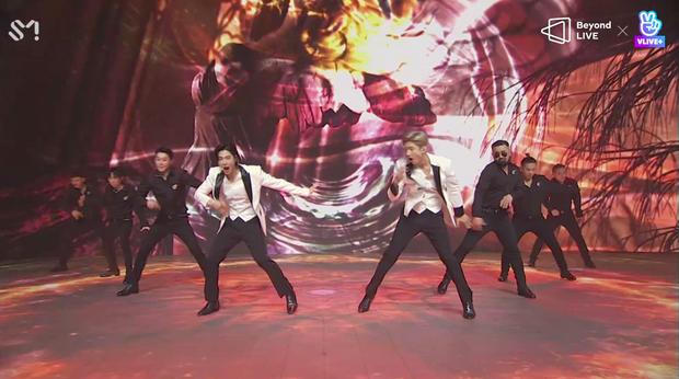 TVXQ! nói Xin chào fan Việt, biểu diễn cực sung tại concert online với loạt sân khấu đã mắt; được hậu bối NCT Dream giao nhiệm vụ đầy ý nghĩa - Ảnh 5.