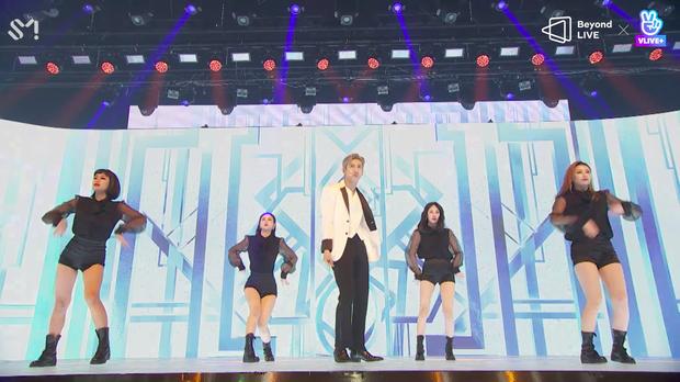 TVXQ! nói Xin chào fan Việt, biểu diễn cực sung tại concert online với loạt sân khấu đã mắt; được hậu bối NCT Dream giao nhiệm vụ đầy ý nghĩa - Ảnh 10.
