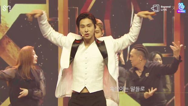 TVXQ! nói Xin chào fan Việt, biểu diễn cực sung tại concert online với loạt sân khấu đã mắt; được hậu bối NCT Dream giao nhiệm vụ đầy ý nghĩa - Ảnh 16.