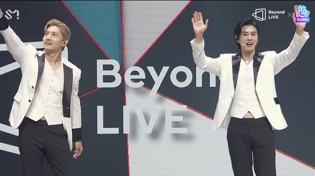 TVXQ! nói Xin chào fan Việt, biểu diễn cực sung tại concert online với loạt sân khấu đã mắt; được hậu bối NCT Dream giao nhiệm vụ đầy ý nghĩa - Ảnh 21.