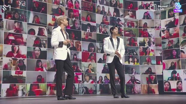 TVXQ! nói Xin chào fan Việt, biểu diễn cực sung tại concert online với loạt sân khấu đã mắt; được hậu bối NCT Dream giao nhiệm vụ đầy ý nghĩa - Ảnh 23.