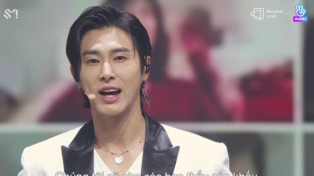 TVXQ! nói Xin chào fan Việt, biểu diễn cực sung tại concert online với loạt sân khấu đã mắt; được hậu bối NCT Dream giao nhiệm vụ đầy ý nghĩa - Ảnh 24.