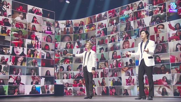 TVXQ! nói Xin chào fan Việt, biểu diễn cực sung tại concert online với loạt sân khấu đã mắt; được hậu bối NCT Dream giao nhiệm vụ đầy ý nghĩa - Ảnh 27.