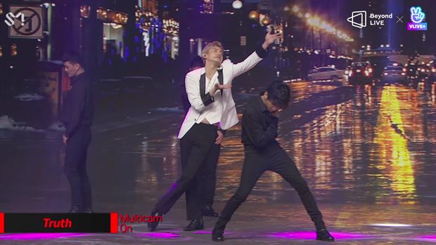 TVXQ! nói Xin chào fan Việt, biểu diễn cực sung tại concert online với loạt sân khấu đã mắt; được hậu bối NCT Dream giao nhiệm vụ đầy ý nghĩa - Ảnh 38.