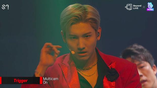 TVXQ! nói Xin chào fan Việt, biểu diễn cực sung tại concert online với loạt sân khấu đã mắt; được hậu bối NCT Dream giao nhiệm vụ đầy ý nghĩa - Ảnh 54.