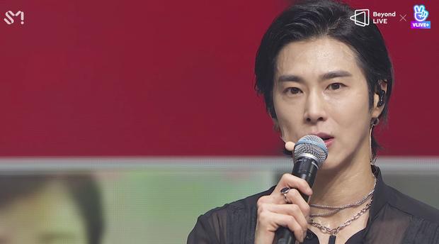 TVXQ! nói Xin chào fan Việt, biểu diễn cực sung tại concert online với loạt sân khấu đã mắt; được hậu bối NCT Dream giao nhiệm vụ đầy ý nghĩa - Ảnh 62.