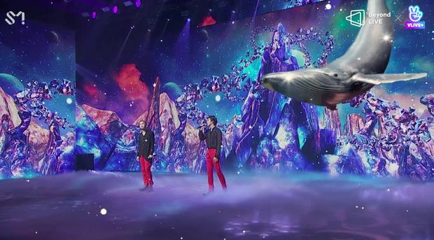 TVXQ! nói Xin chào fan Việt, biểu diễn cực sung tại concert online với loạt sân khấu đã mắt; được hậu bối NCT Dream giao nhiệm vụ đầy ý nghĩa - Ảnh 76.