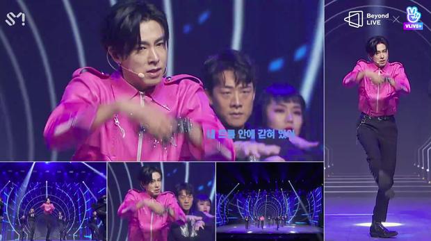 TVXQ! nói Xin chào fan Việt, biểu diễn cực sung tại concert online với loạt sân khấu đã mắt; được hậu bối NCT Dream giao nhiệm vụ đầy ý nghĩa - Ảnh 91.
