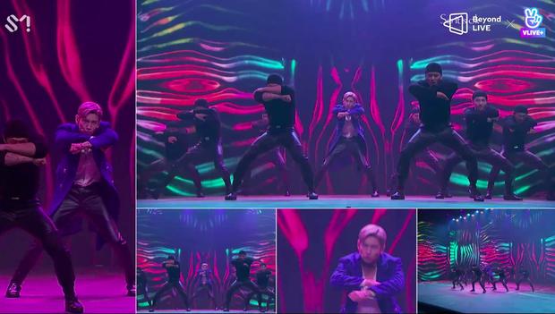 TVXQ! nói Xin chào fan Việt, biểu diễn cực sung tại concert online với loạt sân khấu đã mắt; được hậu bối NCT Dream giao nhiệm vụ đầy ý nghĩa - Ảnh 94.