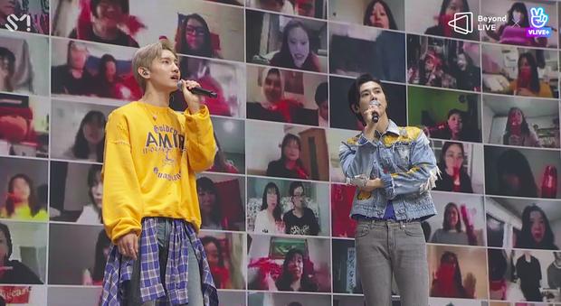 TVXQ! nói Xin chào fan Việt, biểu diễn cực sung tại concert online với loạt sân khấu đã mắt; được hậu bối NCT Dream giao nhiệm vụ đầy ý nghĩa - Ảnh 102.