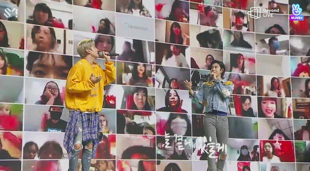 TVXQ! nói Xin chào fan Việt, biểu diễn cực sung tại concert online với loạt sân khấu đã mắt; được hậu bối NCT Dream giao nhiệm vụ đầy ý nghĩa - Ảnh 109.