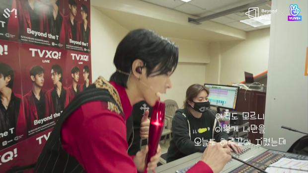 TVXQ! nói Xin chào fan Việt, biểu diễn cực sung tại concert online với loạt sân khấu đã mắt; được hậu bối NCT Dream giao nhiệm vụ đầy ý nghĩa - Ảnh 113.