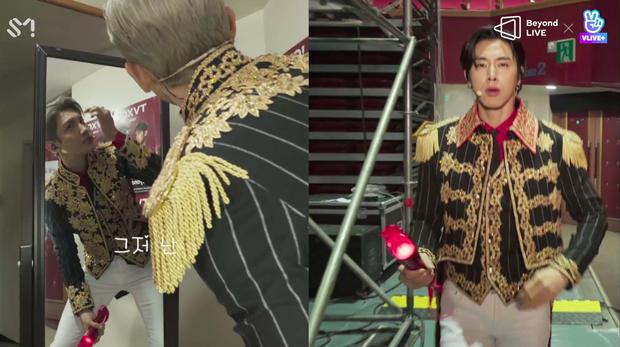 TVXQ! nói Xin chào fan Việt, biểu diễn cực sung tại concert online với loạt sân khấu đã mắt; được hậu bối NCT Dream giao nhiệm vụ đầy ý nghĩa - Ảnh 119.