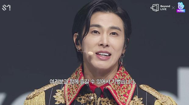 TVXQ! nói Xin chào fan Việt, biểu diễn cực sung tại concert online với loạt sân khấu đã mắt; được hậu bối NCT Dream giao nhiệm vụ đầy ý nghĩa - Ảnh 121.