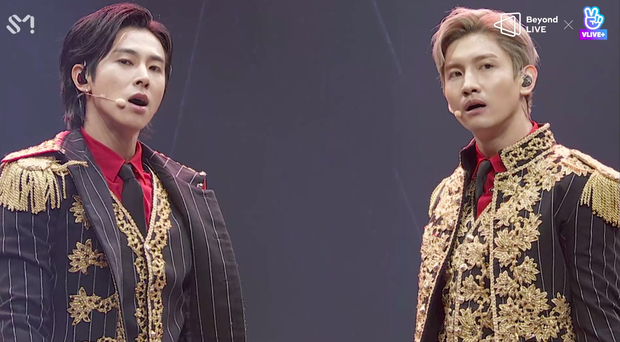 TVXQ! nói Xin chào fan Việt, biểu diễn cực sung tại concert online với loạt sân khấu đã mắt; được hậu bối NCT Dream giao nhiệm vụ đầy ý nghĩa - Ảnh 138.