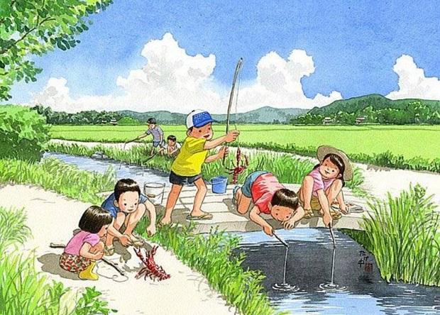 Bộ tranh xem xong mà chỉ muốn mượn Doraemon cỗ máy thời gian quay ngược về thời thơ ấu - Ảnh 17.