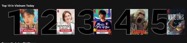 Rating Quân Vương Bất Diệt tập 12 nhỉnh nhẹ nhờ twist nóng: Lee Min Ho tốt nhất chỉ nên nhìn xếp hạng trên Netflix thôi! - Ảnh 3.