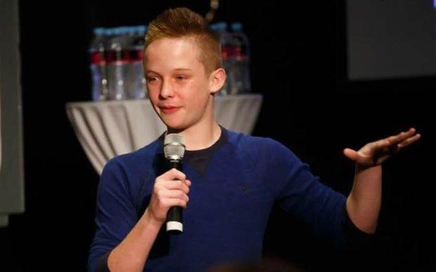 12 tuổi xuất bản sách, 15 tuổi đã trở thành triệu phú, bí quyết thành công của cậu bé này thì ra đơn giản đến không ngờ - Ảnh 1.