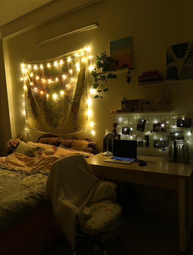 Cô gái 28 tuổi vượt qua cú shock chia tay bằng cách cải tạo nhà: Buồn gì cũng qua, chỉ buồng ngủ đẹp là bên ta mỗi ngày - Ảnh 6.