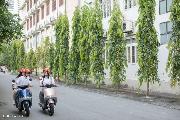 Giải mã sức hút xe máy điện Dibao trong lòng giới trẻ Việt - Ảnh 6.
