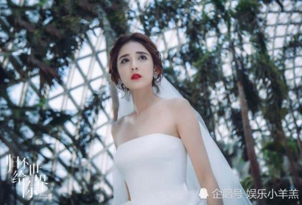 9 cô dâu nhan sắc đỉnh bức người ở màn ảnh Hoa ngữ: Cứ nghĩ thần thái là thế nhưng Địch Lệ Nhiệt Ba vẫn chưa phải đỉnh nhất nha! - Ảnh 6.