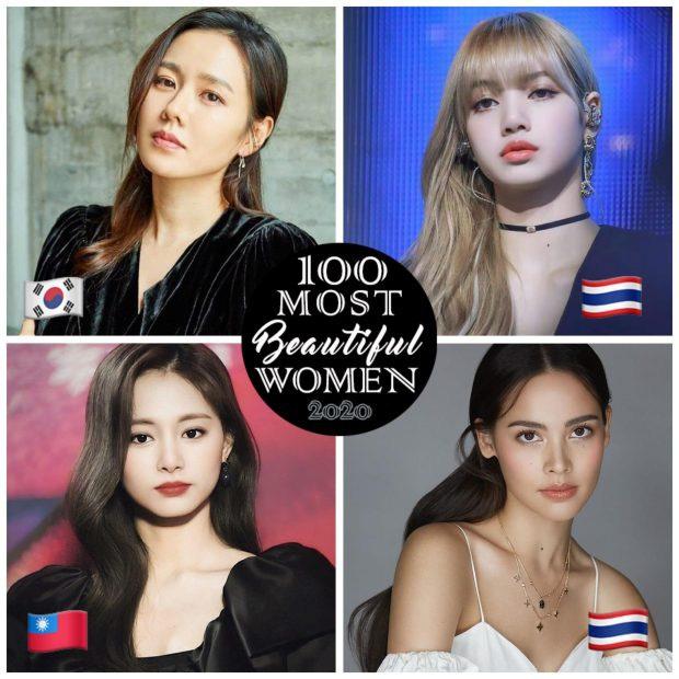 100 mỹ nhân đẹp nhất thế giới: Son Ye Jin vượt mặt Lisa, Selena Gomez, Hoàng Thuỳ đại diện Việt Nam lọt top - Ảnh 2.